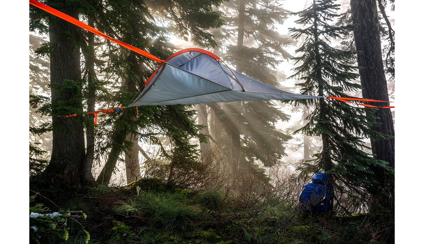 Tentsile Flite Tent Orange